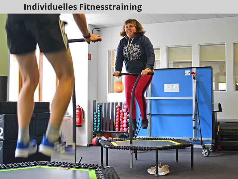 Individuelles Fitnesstraining