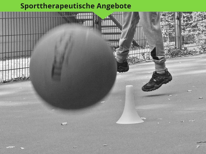 Sporttherapeutische Angebote